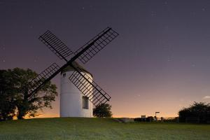 Ashton Windmill Is a Historic Hilltop Building, and Flour Mill in Chapel Allerton by LatitudeStock