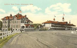 Latonia Race Track, Cincinnati, Ohio