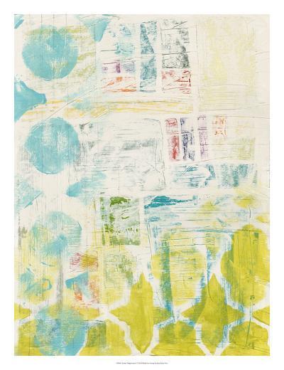 Lattice Progression I-Erica J^ Vess-Giclee Print