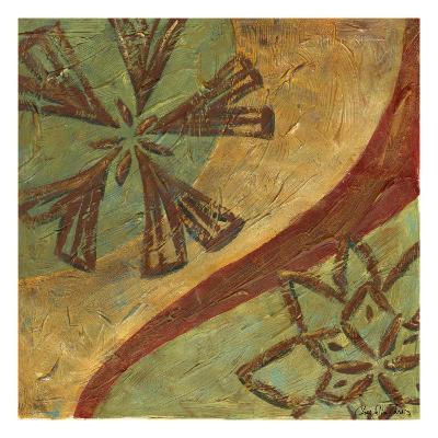 Lattice work IV-Chariklia Zarris-Art Print
