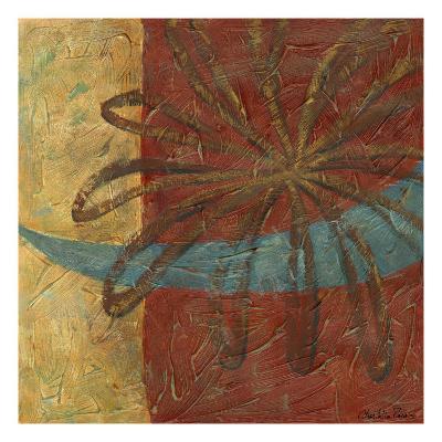 Latticework III-Chariklia Zarris-Art Print