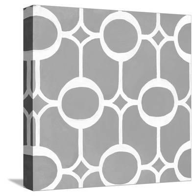 Latticework Tile II-Hope Smith-Stretched Canvas Print