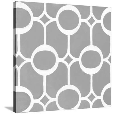 Latticework Tile II-Hope Smith-Stretched Canvas Print