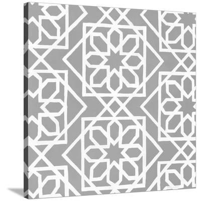Latticework Tile III-Hope Smith-Stretched Canvas Print
