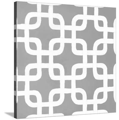 Latticework Tile IV-Hope Smith-Stretched Canvas Print