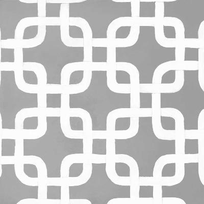 Latticework Tile IV-Hope Smith-Art Print