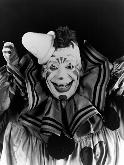 Laugh, Clown, Laugh, 1928--Photographic Print