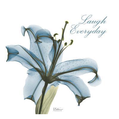 Laugh Everday Lily A36-Albert Koetsier-Art Print