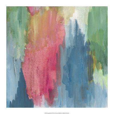 Laughter III-Lisa Choate-Giclee Print