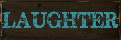 Laughter-Taylor Greene-Art Print