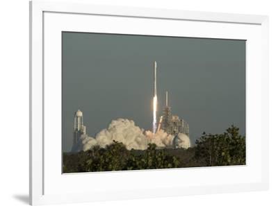 Launch 6-29-Robert Michaud-Framed Giclee Print