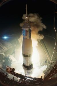 Launch of Apollo 17