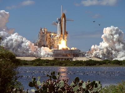 Launch of Atlantis, the 66th Space Shuttle Mission