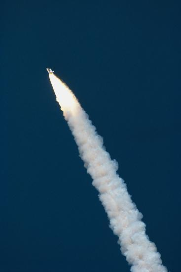 Launch of Space Shuttle STS-5--Photographic Print