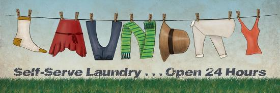 Laundry-N^ Harbick-Art Print