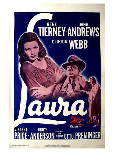 Laura, 1944--Art Print