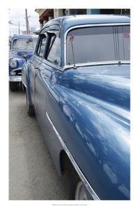 Cars of Cuba I by Laura Denardo
