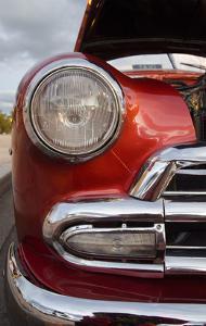 Cars of Cuba IV by Laura Denardo