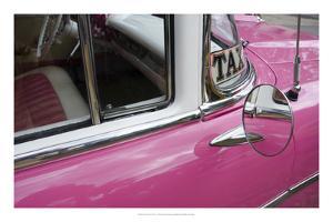 Cars of Cuba V by Laura Denardo