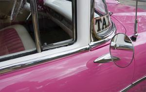 Cars of Cuba V by Laura Denardo