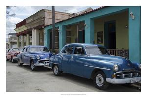 Cars of Cuba VIII by Laura Denardo