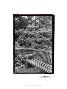 Garden Respite I by Laura Denardo