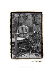 Garden Respite II by Laura Denardo