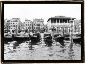 Glimpses, Grand Canal, Venice II by Laura Denardo