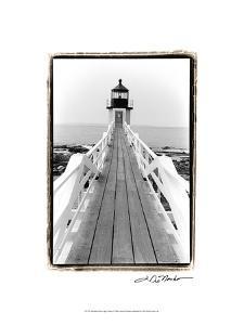 Marshall Point Light, Maine by Laura Denardo