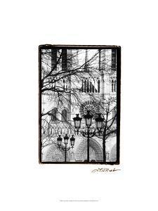 Notre Dame Cathedral II by Laura Denardo