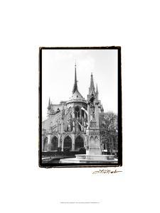 Notre Dame Cathedral III by Laura Denardo