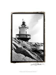 Spring Point Light, Maine I by Laura Denardo