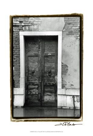 The Doors of Venice III by Laura Denardo