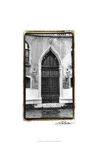 The Doors of Venice V by Laura Denardo
