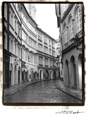 The Streets of Prague I