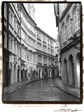 The Streets of Prague I by Laura Denardo