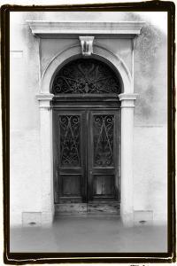 Venetian Doorways I by Laura Denardo