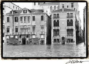 Waterways of Venice XVI by Laura Denardo