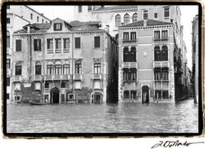 Waterways of Venice XVI