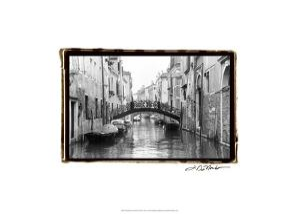 Waterways of Venice XVII by Laura Denardo
