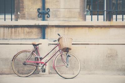 Bike Parked in Street