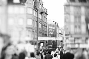 Copenhagen Street by Laura Evans