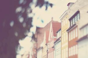 Denmark Buildings by Laura Evans