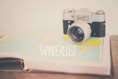 Wanderlust ...