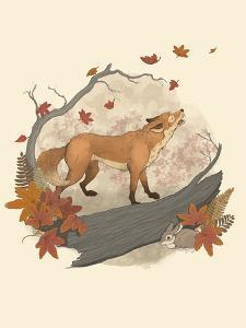 Fox&Rabbit by Laura Graves
