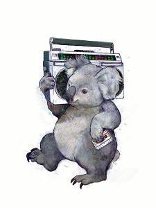 Koala by Laura Graves