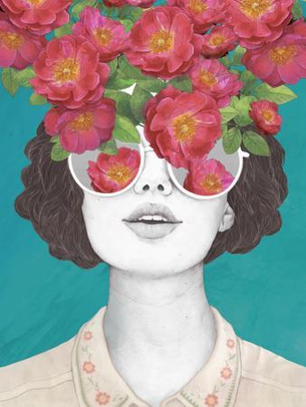 The Optimistrosetinted Glasses by Laura Graves