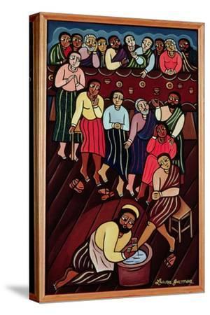 Jesus Washing the Disciples' Feet, 2000