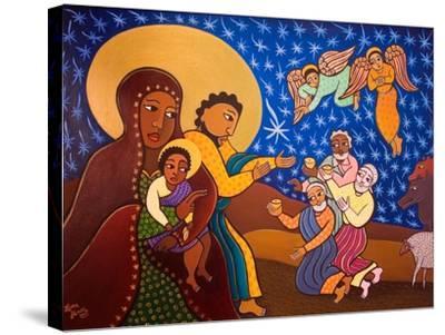 The Holy Family at Nativity, 2007