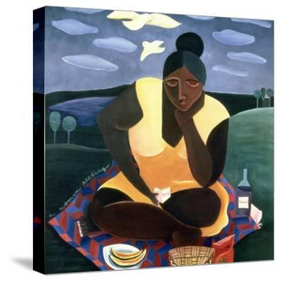 Woman Reading, 1997